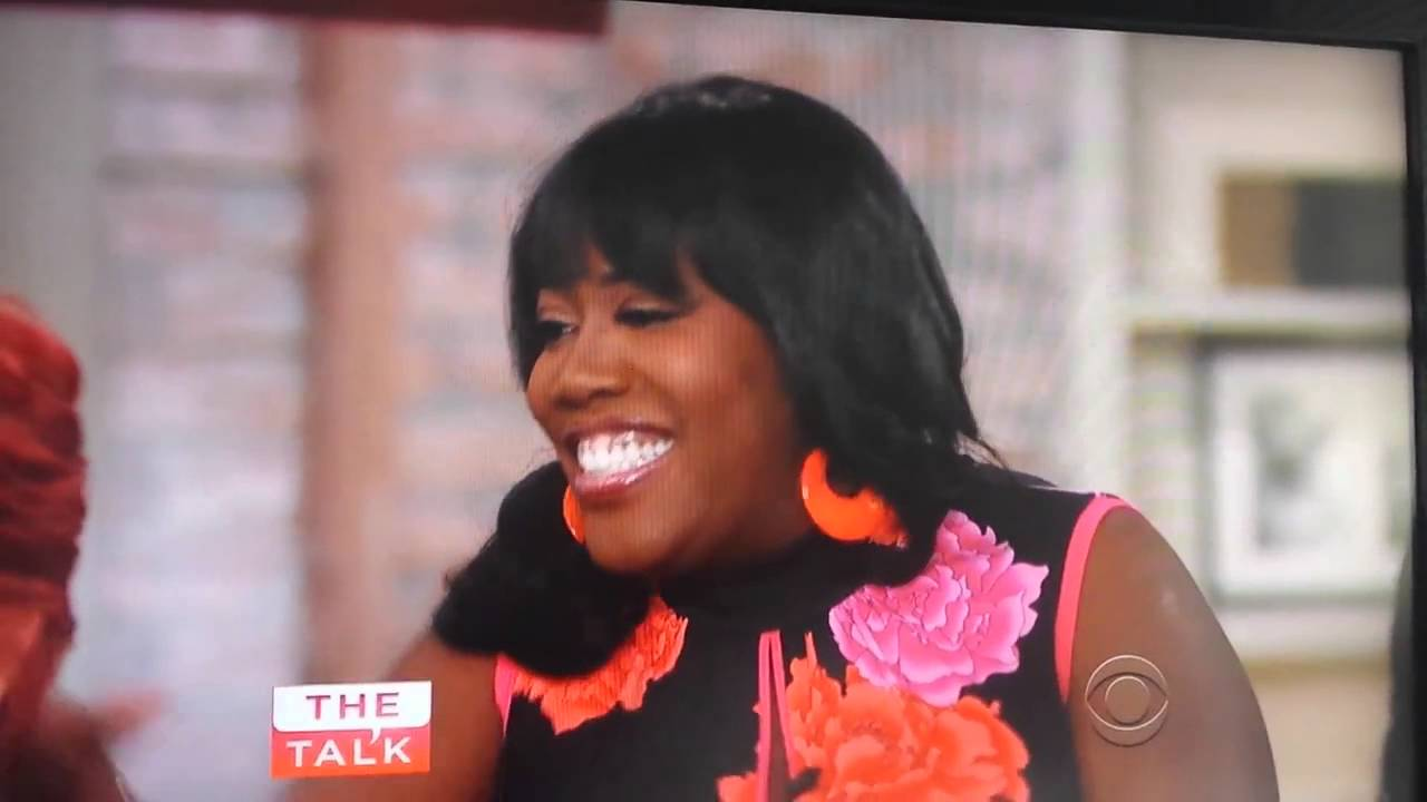 Morris Chestnut On The Talk Show Telling The Host Who Trained Hi
