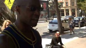 OBI OBADIKE at LA Urban Fitness ORDER NOW www ISOBO net or call