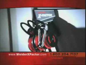Obi Obadike's Weider X Factor National Commercial