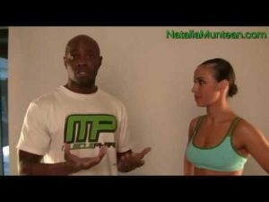 Top Fitness Models Obi Obadike and NataliaMuntean talk about fit